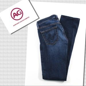 AG Adriano Goldschmied Straight Leg Jeans 24